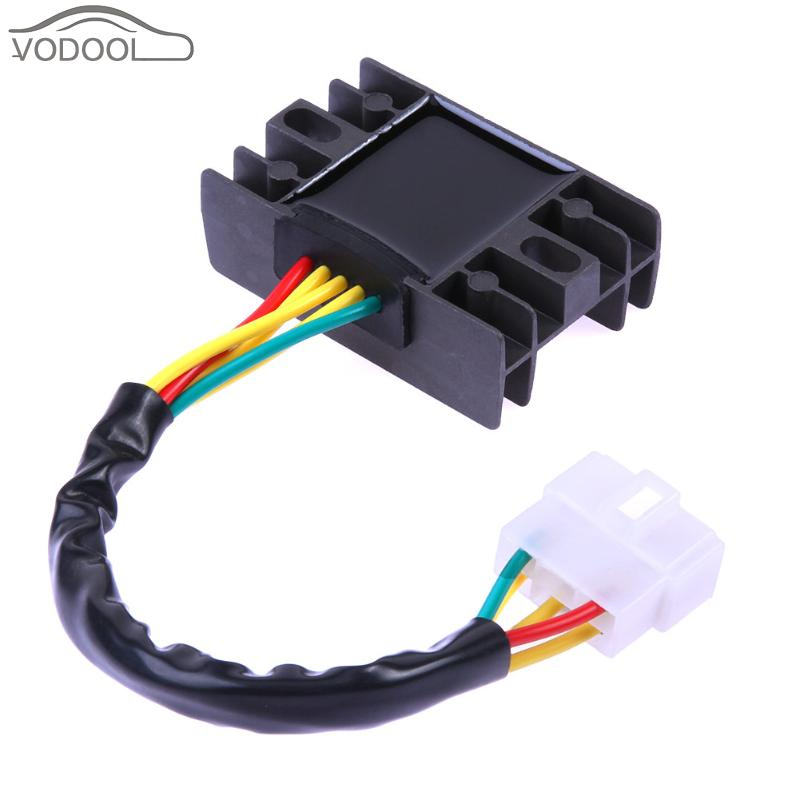 Motorcycle Voltage Regulator Rectifier for Suzuki LT 250/160/300 E Quadrunne GS 300 L KingQuad DRZ-250 Moto Accessories