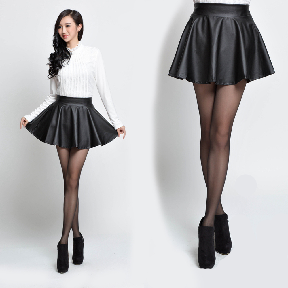 Luxury Black Short Skirts 2015 Fashion Plus Size Club Bust Skirt Women