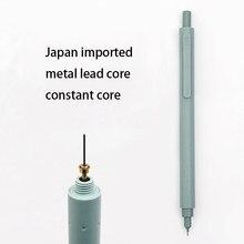 Kaco lápis mecânico criativo hb 0.5mm, lápis para esboço, desenho, material de escritório e escola, 1 peça