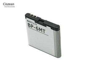 Ciszean BP-6MT / BP6MT / BP 6MT 1050mAh Smart Phone Replacement Battery For Nokia 6720C E51 E51i N78 N82 N81 6720 5610 6110(China)