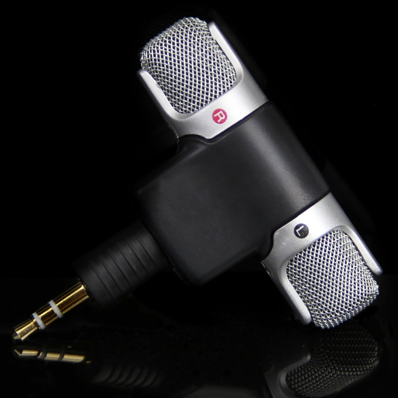 Adaptable Ootdty Fashionable Portable Mini Voice Mic Microphone Recorder For Pc Laptop Md Voip
