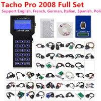 HotSale Tacho Pro 2008 Unlock tacho pro Odometer Mileage Correction Tacho pro Universal Dash Programmer no Token Diagnostic tool