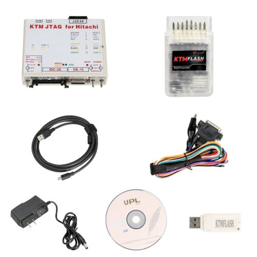 KTMflash ECU Programmer and Transmission Power Upgrade Tool
