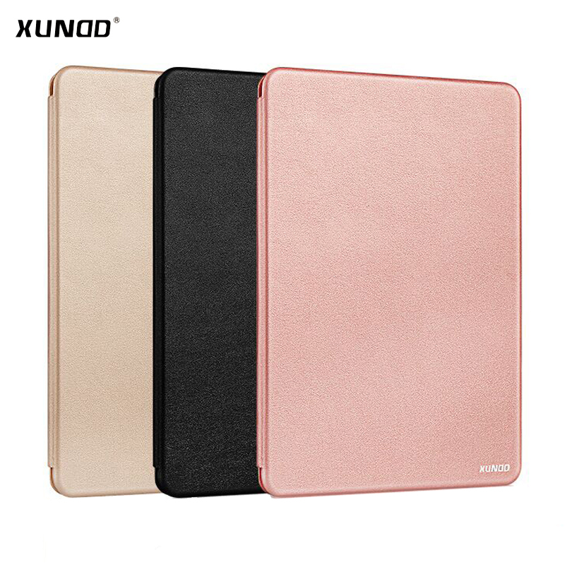 For iPad Pro 10.5 inch 2017 case cover Xundd PU Leather Shockproof Magnetic Flip book case for iPad Pro 10.5 with card slot leather case flip cover for letv leeco le 2 le 2 pro black