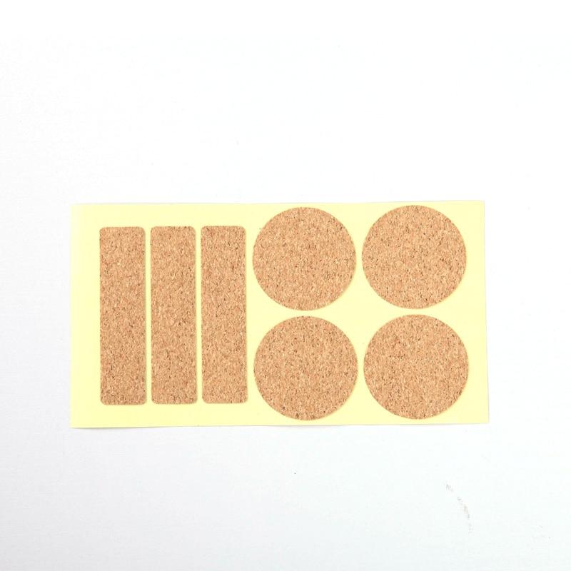 Rectangle Round Sharp Cork Wood Message Board Phellem Cork Wooden Bulletin Board Single Soft Wood Wall Board With Sticker
