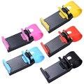 Volante Do Carro Universal Suporte Do Telefone Móvel, suporte para iphone 4s 5 6 plus samsung galaxy s4 s5 s6 nota 3 4 smartphones