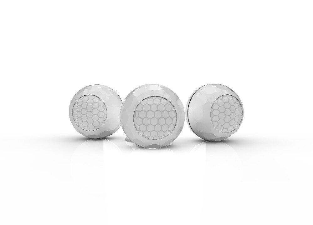 US $27 19 12% OFF|YobangSecurity Z wave Plus Infrared PIR Motion Sensor  Detector Alarm Home Automation Zwave Alarm System APP Remote Control-in  Sensor