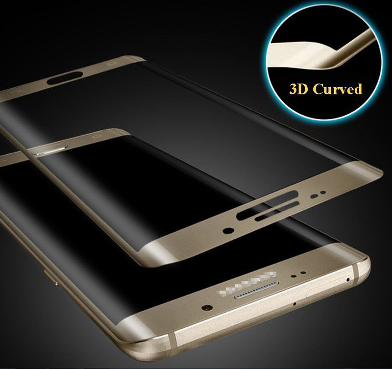 Body-Tempered-Glass Protective-Guard-Film Plus-Screen-Protect S6-Edge Full-Cover Samsung Galaxy
