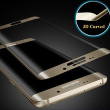 Front Full cover Body Tempered Glass For Samsung Galaxy S6 S
