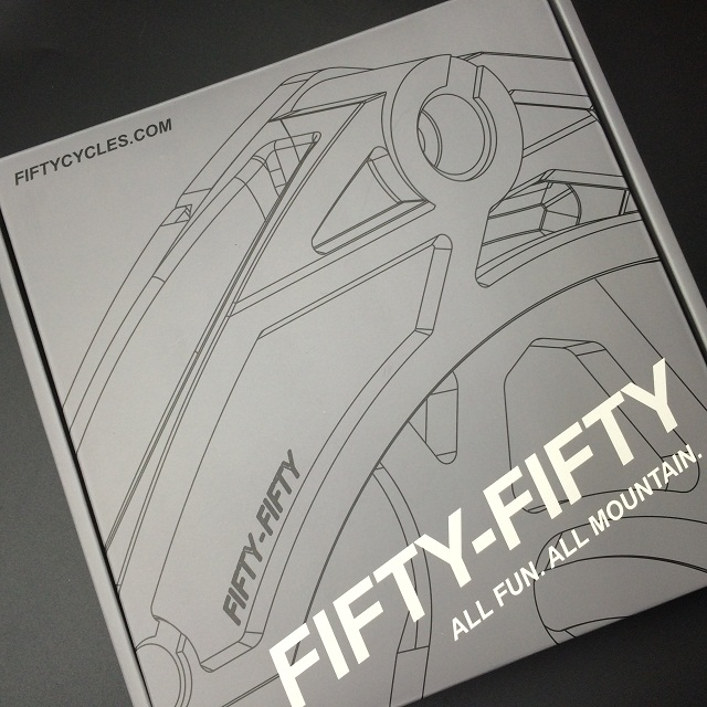 FIFTY-FIFTY DH Racing 1X Οδηγός αλυσίδας - Ποδηλασία - Φωτογραφία 6