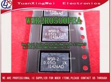 Gratis verzending 10 stks/partij WSR2R0500FEA WSR 2 0.05R 1% DALE 50mR 4527 legering precisie vermogen weerstand 2W