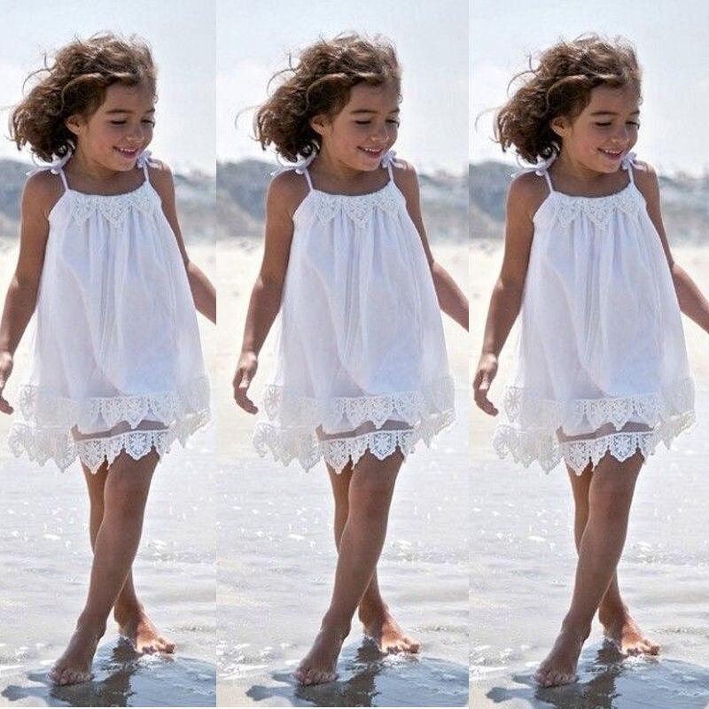 Blume Mädchen Kinder Kleinkind Baby Prinzessin Kleid Partei Pageant ...