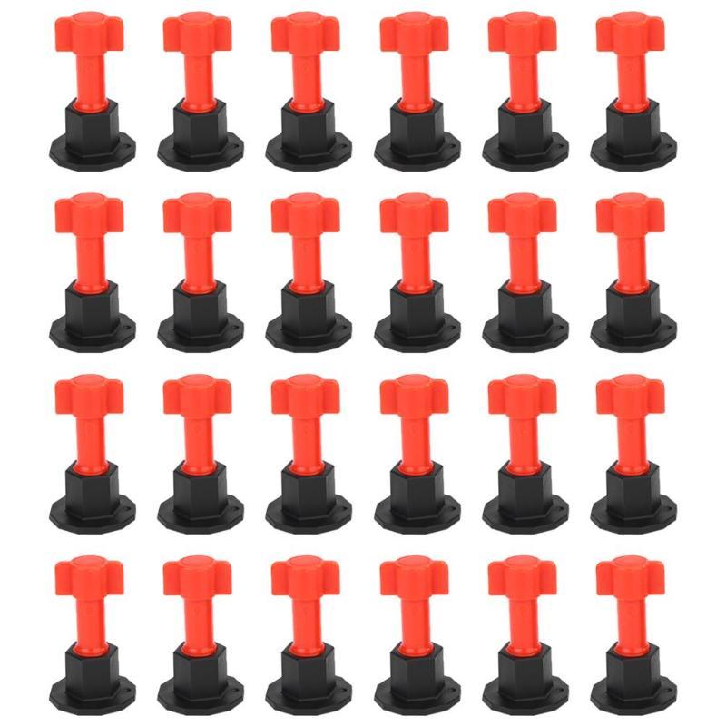 75pcs/set Level Wedges Alignment Tile Spacers For Flooring Wall Tile Carrelage Leveling System Leveler Locator Spacers Plier