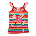 2015 baby girl Summer T-Shirts  Sleeveless Tops  Cheap Children's  Tshirts Free Shipping nova kid t shirt baby girl