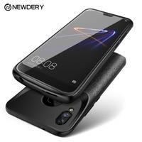 Funda de batería para móvil Honor nova 3 20 pro 8 8X 9 9X 10 Lite V20, carcasa de carga externa para Huawei P20 Lite Nova 3E