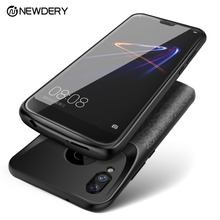 NEWDERY battery case for Honor nova 3 20 pro 8 8X 9 9X 10 Lite V20 exte