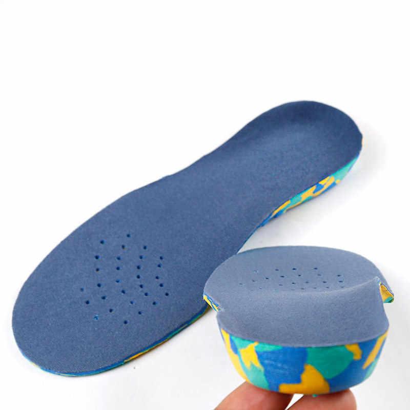 เด็กเด็กแบนฟุต Arch Support Insoles O/X ขา Orthotic Orthopedic รองเท้าแทรก S M L XL XXL 1 คู่ Plantillas Para Los พาย