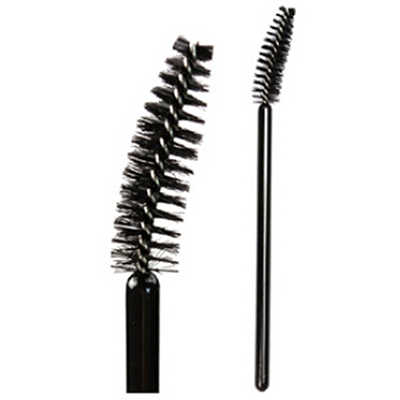 Cosmetic Brush Spiral Eyelash Brush Eyelash Comb Eyebrow Brush Eyebrow Comb Elbow Disposable Mascara Brush LB