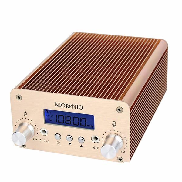 Hot 5W15W PLL Stereo FM Transmitter Radio  (1)