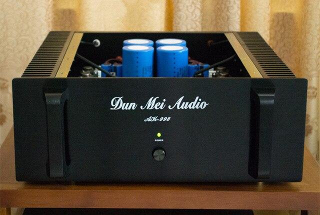 N-011 50W HIFI Amplifier Power Class A Special Home Power Amplifier MJ2001 480*480*180mm