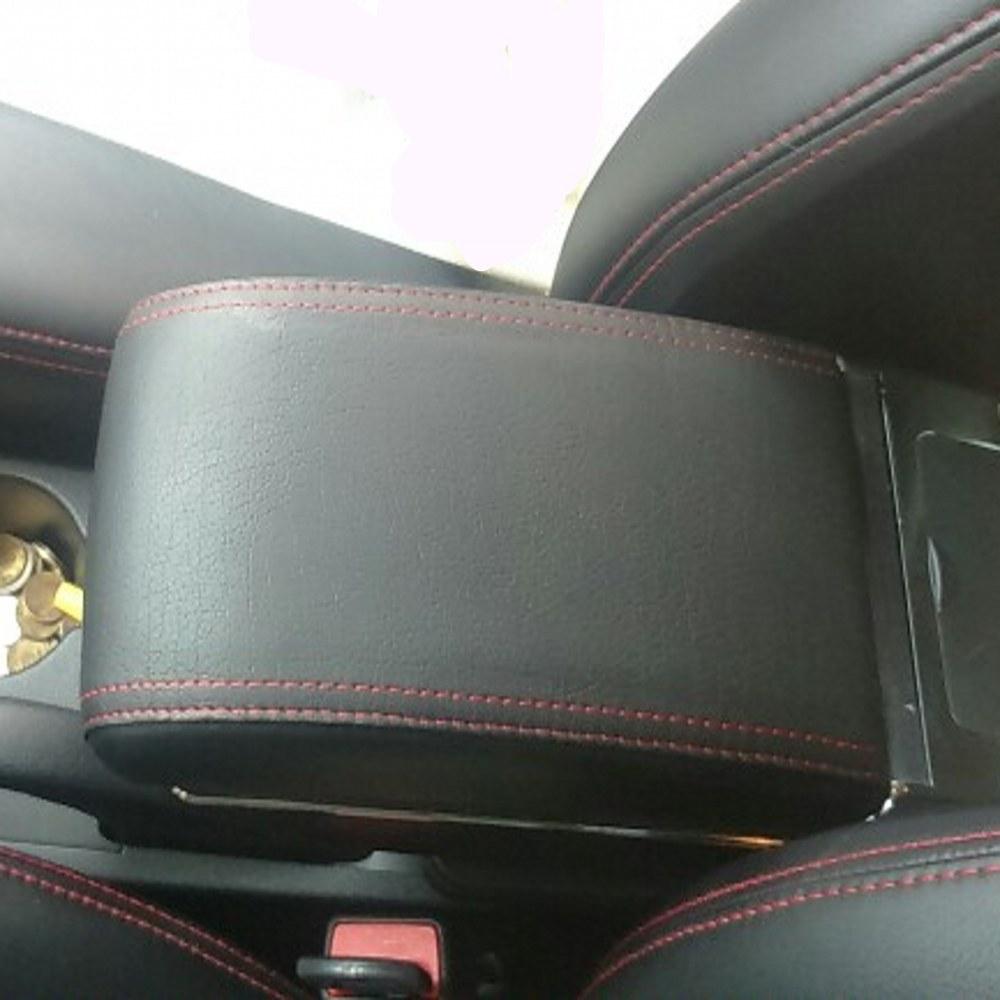 Pour Hyundai solaris 2 accent accoudoir boîte nouveau modèle Magasin central contenu boîte porte-gobelet cendrier intérieur accessoires 2017 2018
