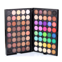 Fashion Natural 80 Colors Shimmer Matte Eye Shadow Makeup Palette Make Up Cosmetics Suit Light Eyeshadow