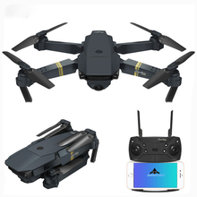 E58 drone HD aerial 1080PWiFi picture transfer folding Quadcopter fixed height hover one k