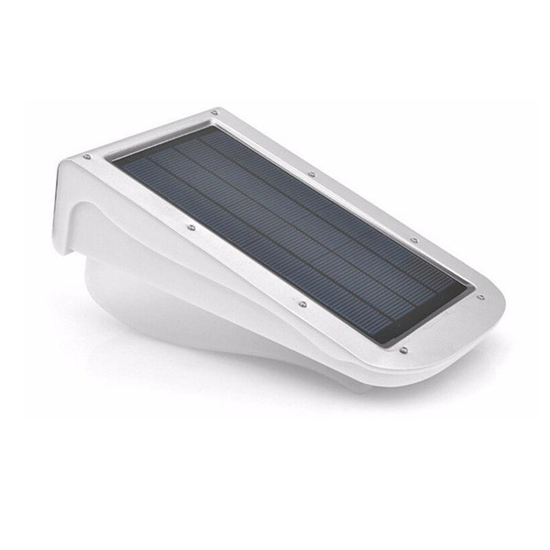 New Hot Voice Control+Lighting Control Sensor 38 LED Lamp Pure Spot Light Control Solar Powered 3W Outdoor Garden Security IP65