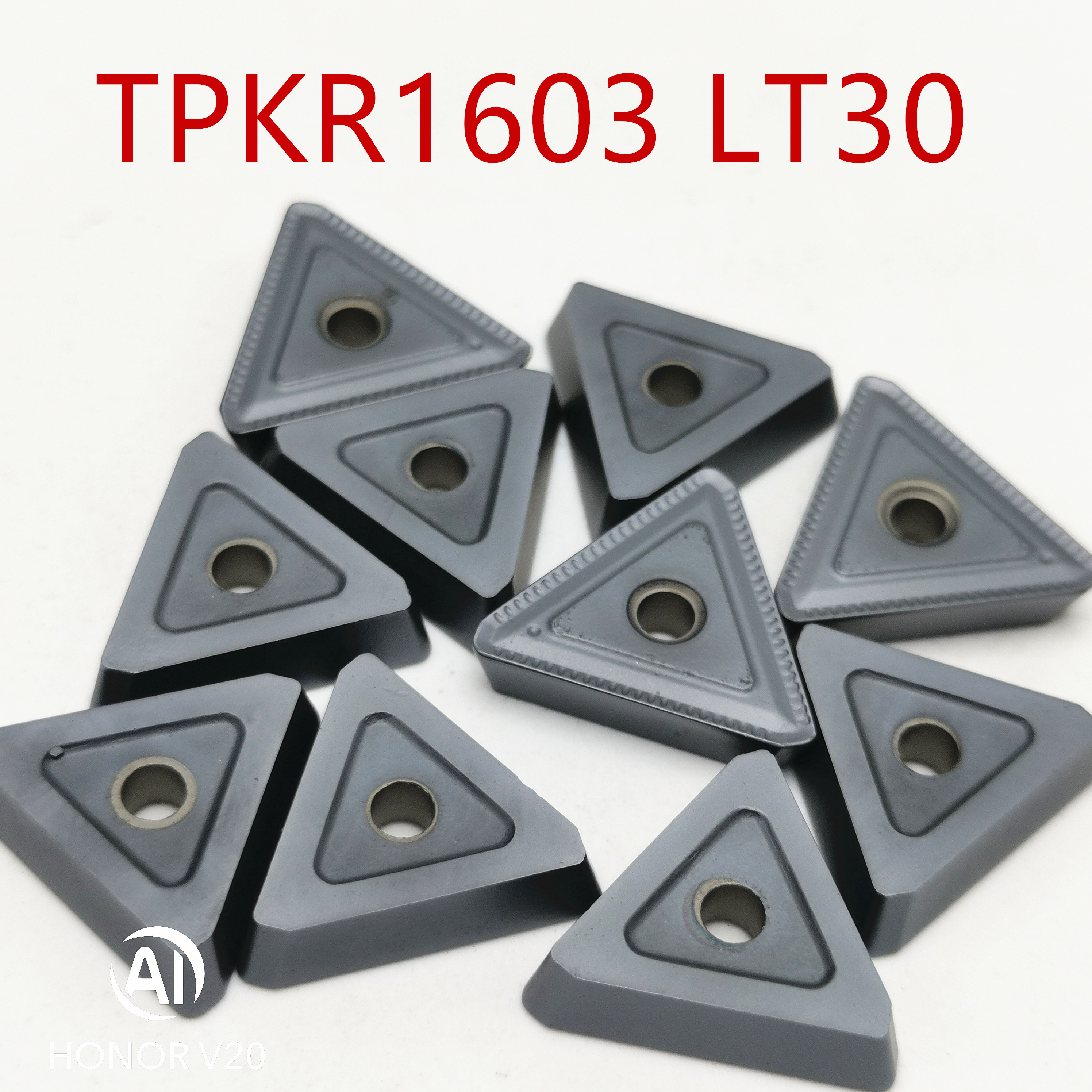 TPKN1603 PDTR LT30 Milling Turning Tools Carbide inserts Lathe cutter TPKR1603 pdtr Mill Cutting Turning Tool CNC Tools in Turning Tool from Tools