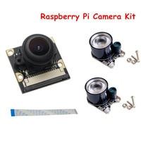 Raspberry Pi Camera Kit IR Sensor LED Light 500W Night Vision Camera Module 15cm FFC For
