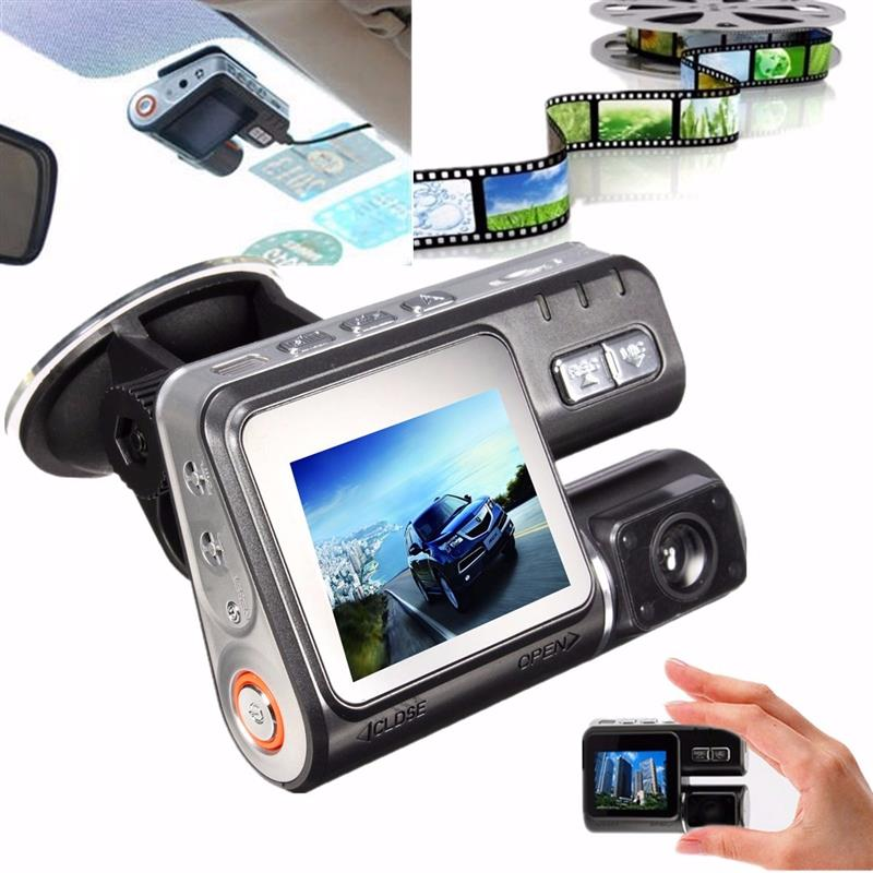 HD 1080P 2.0 Inch Car DVR Video Dash Camera Registrator With IR Night Vision DVR Video Recorder USB G-sensor 170 Degrees 8