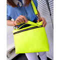 Neon Bright Color PU Leather Handbags For Women 2017 New Arrival Fashion Lady Messenger Shoulder Bags Quality Bag For Female