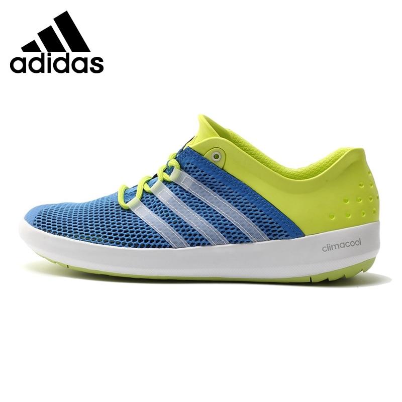 Original Adidas Men's Low Top Aqua Shoes Outdoor sports sneakers original adidas women s low top training shoes sneakers
