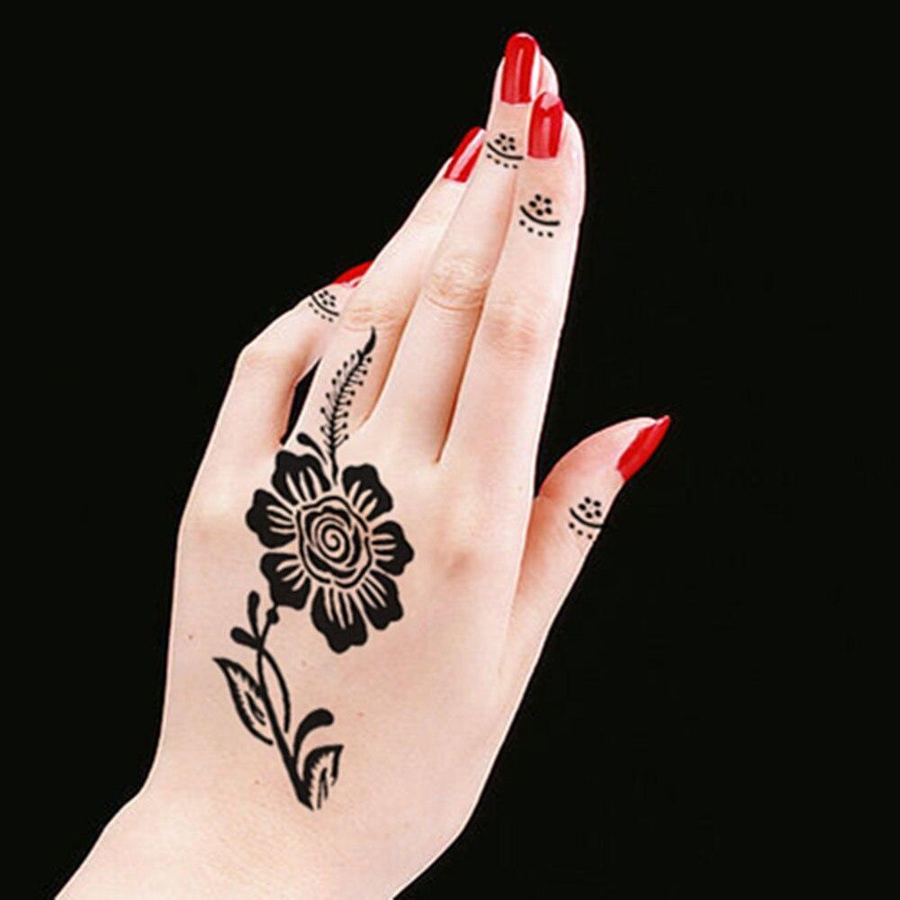 Tato Henna Tangan Pengantin