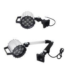 Светодиодный гаражный светильник 9 Вт 24 В 220 водонепроницаемый
