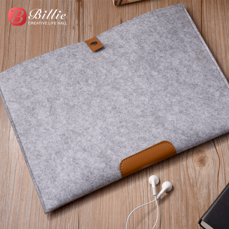 Купить с кэшбэком High Quality  Wool Felt For apple ipad pro 12.9 Case Sleeve  For iPad Pro 12.9 inch Sleeve Pouch Bag Laptop Bag Tablet Cases