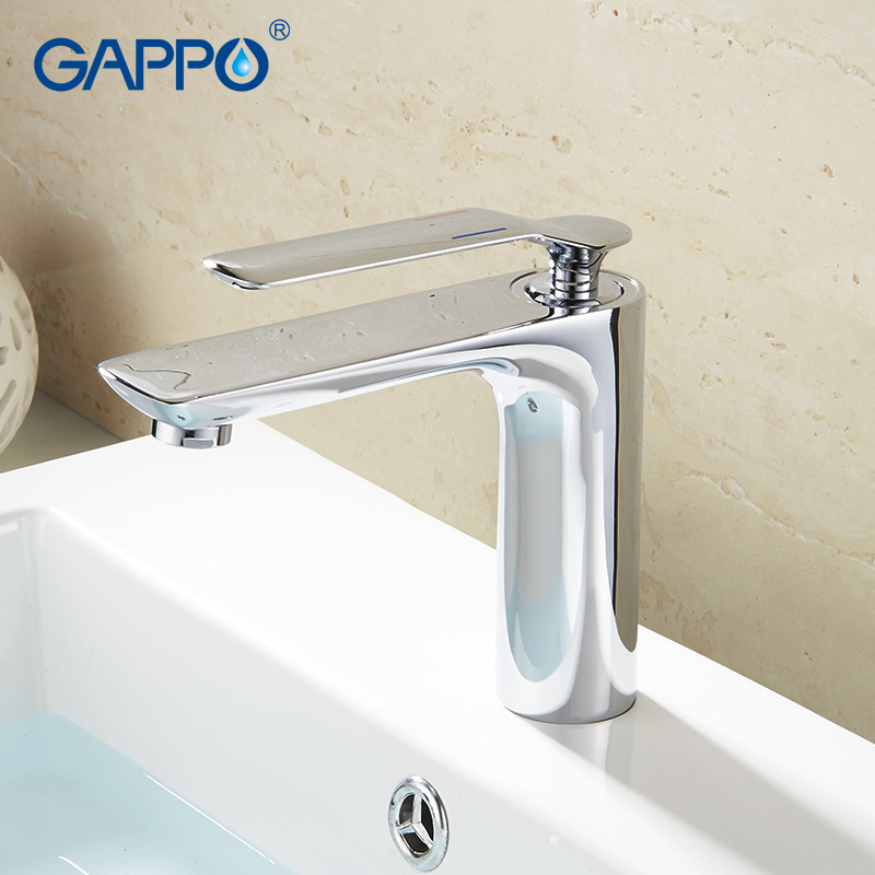 GAPPO Basin Faucets bathroom taps mixer water waterfall faucet basin mixer bathroom basin water mixer griferia цены