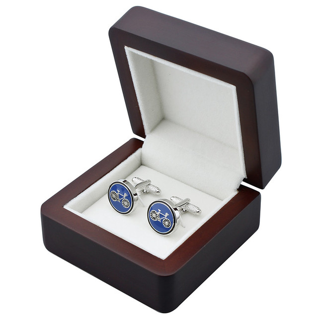 Luxury Jewelry Box High Quality Wooden Cufflinks Box Best For