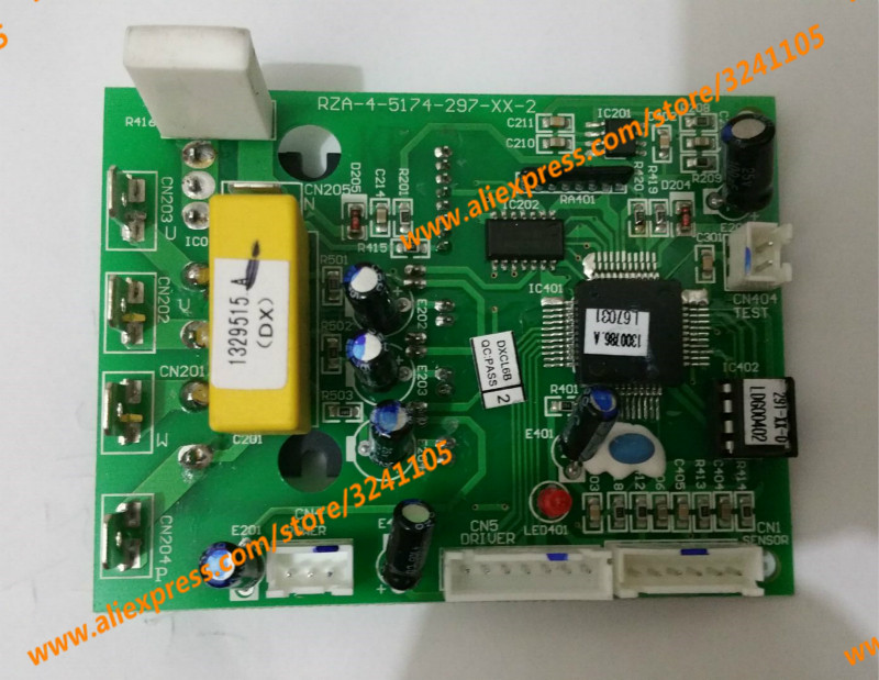 Variable Frequency Power Module Board RZA-4-5174-297-XX-0-2