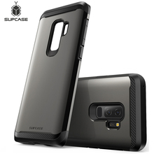 SUPCASE สำหรับ Samsung Galaxy S9 PLUS UB NEO TPU Bumper + HARD ปกหลังโพลีคาร์บอเนตป้องกันชั้น Dual เกราะกรณี