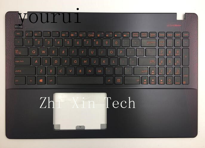 yourui For ASUS Flying Fortress  W50V FX50 FX50J FX50JK  Ccase shell  with us keyboard