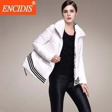 Winter Jacket Women A-style Down Coat 2016  New Fashion  Women jacket Winter Thickening Short  Coats White Parka M349