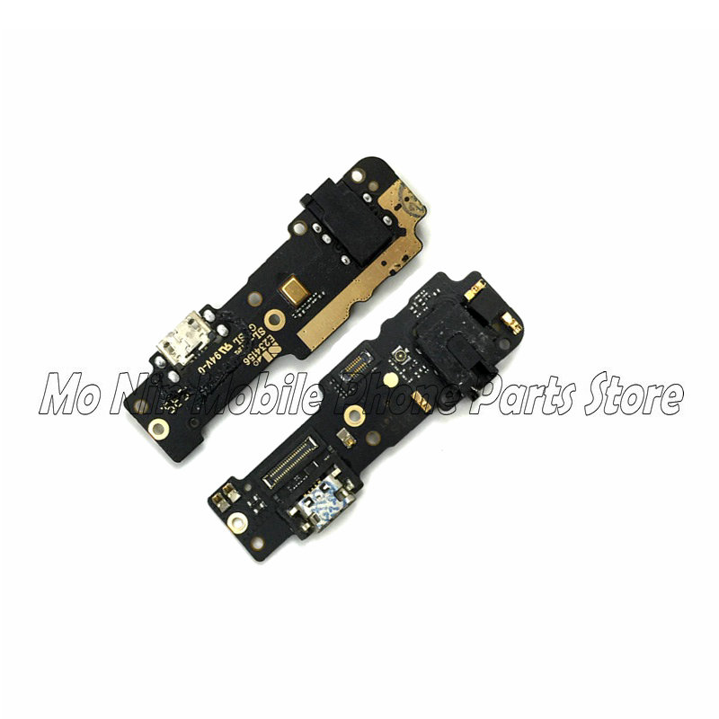 New Microphone Module+USB Charging Port Board Flex Cable Connector Parts For Meizu M3 Max Replacement
