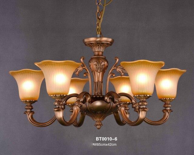 Illuminazione lampadario con soggiorno sala da pranzo lampada