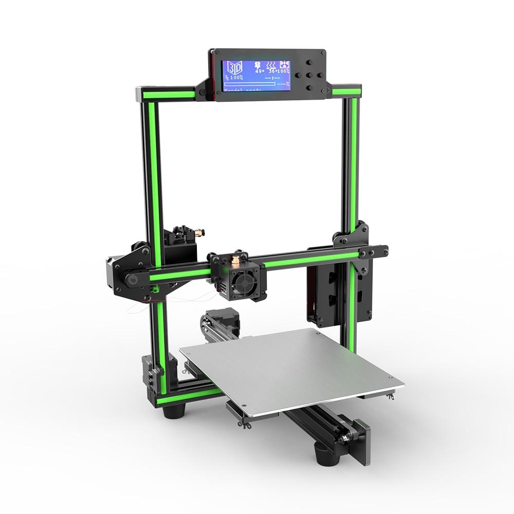 Cheap Anet E2 A9 3d printer High precision Aluminum Frame 3d printer DIY Impressora 3d with