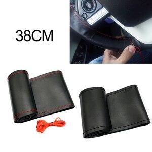 Car Steering Wheel Cover Genui