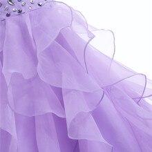 Lovely Rhinestones Kids Wedding Dresses