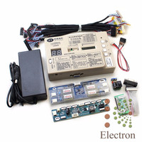 LCD LED Screen Panel Tester Tool Built In 53 Kinds Program W English Instruction VGA Inverter