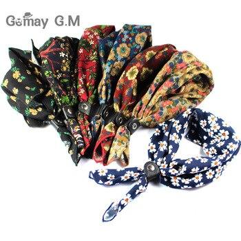 Mężczyźni w stylu Vintage drukuj ślubne formalne krawat Ascot Scrunch własny brytyjski styl Gentleman bawełna krawat luksusowe