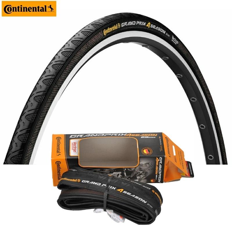 Continental Grand Prix 4 saisons pneu pliant 700x23c 700 * 25C 700 * 28C pneu de vélo de route + livraison gratuite